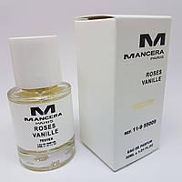 Mancera Roses Vanille Масляный тестер 30 мл