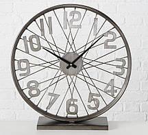 """Настольные часы """"Колесо Жизни"""" металл h52см Гранд Презент 1019957"""