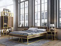 Комплект мебели для спальни лофт