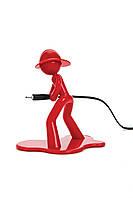 Держатель для проводов Charging Charlie Peleg Design Красный