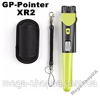 Целеуказатель GP-Pointer XR2 Green. Пинпоинтер металлоискатель для поиска. Металошукач пінпоінтер
