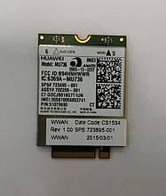3G модем для ноутбука HUAWEI MU736 723895-001 (M.2 NGFF)