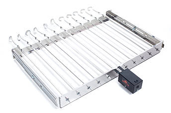 Автоматический мангал с электроприводом RestyleBBQ 11 Pro (RB-11), фото 2