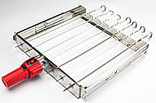 Автоматический электрический мангал Restyle BBQ 7 Lux (RB-R7), фото 2