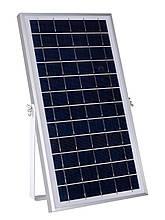 Прожектор на солнечной батарее FOYU 200W Черный (FO-88200), фото 2