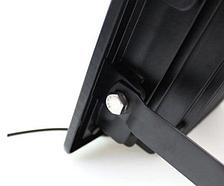 Прожектор на солнечной батарее FOYU 40 Вт Черный (FO-8840), фото 2