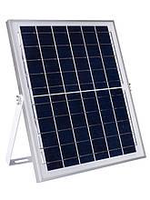 Уличный прожектор на солнечной батарее FOYU 70W Черный (FO-5870), фото 2