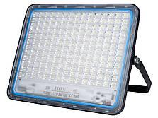 Уличный прожектор на солнечной батарее FOYU 300W Черный (FO-58300), фото 3