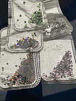 Стразы цветные, в упаковке,  в большом ассортименте, фото 1