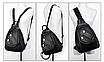Рюкзак женский кожаный Hefan Daishu Sweet, фото 3