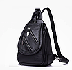 Рюкзак женский кожаный Hefan Daishu Sweet, фото 2