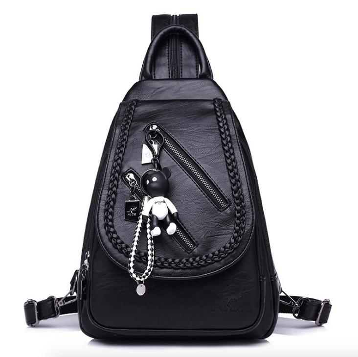 Рюкзак женский кожаный Hefan Daishu Sweet