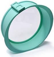 Форма для выпечки Fissman Dalmatia Ø25см разъемная с жаропрочным стеклянным дном