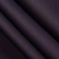 Портьерная ткань для штор Блэкаут темно-фиолетового цвета (Sunrise HXN BK220-46/280 BL)