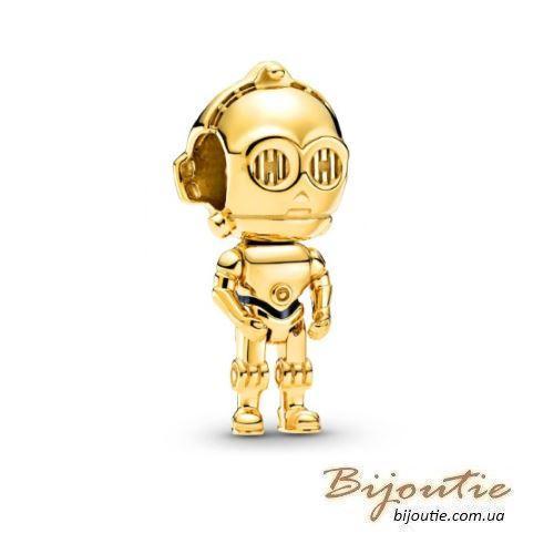 Шарм Пандора SHINE ДРОИД C-3PO #769244C01