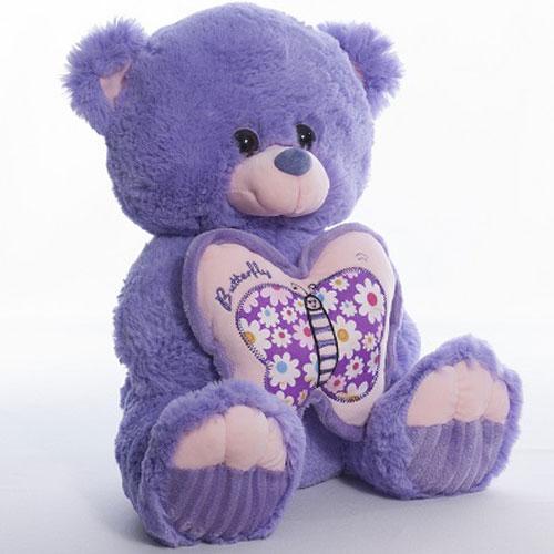 """М`яка іграшка """"Ведмедик Ромео №1"""" 24 см Копиця 00715-4"""