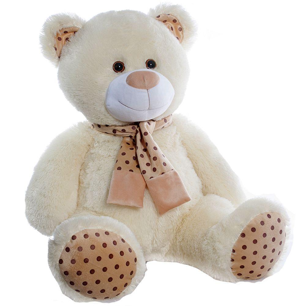 """М`яка іграшка """"Ведмедик 010"""" 50 см Копиця 21033-4"""