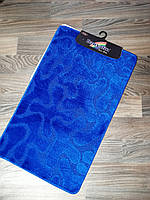 Набор ковриков в ванную и туалет 100*60 см Banyolin, фото 1