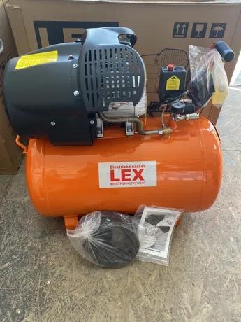 Компрессор Lex LXC100V 3300 Вт 430 л/мин компресор