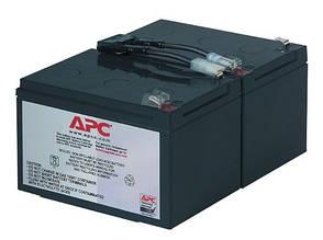 Батарея APC Replacement Battery Cartridge #6 (RBC6)