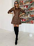 Платье женское матовое, фото 7