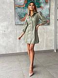 Платье женское матовое, фото 9