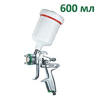 Italco H-3003-1.4 мм. hvlp. Краскопульт для покраски автомобиля пневматический, профессиональный, италко, фото 1