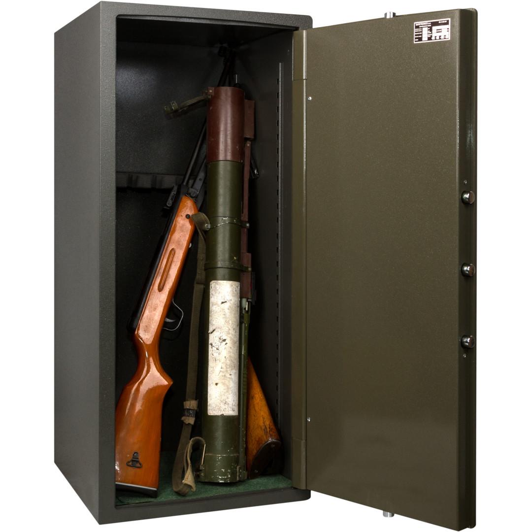 Оружейный сейф Safetronics NTR 100M/K5