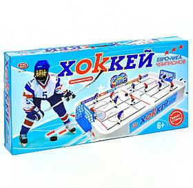 Хоккей 0704 на штангах
