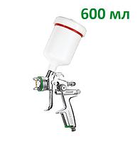 Italco H-3003A-1.4 мм. hvlp. Краскопульт для покраски автомобиля пневматический, профессиональный, италко, фото 1