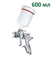 Italco H-4004-1.3 мм. hvlp. Краскопульт для покраски автомобиля пневматический, профессиональный, италко, фото 1