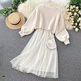 Платье женское с сумочкой, фото 2
