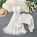 Платье женское с сумочкой, фото 4