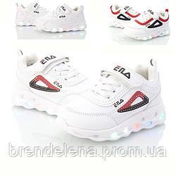 Дитячі кросівки для дівчинки ОВТ р26-31(код 5019-00)