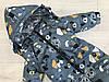 Термо-Комбинезон детский зимний Мордочки на сером, фото 8