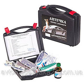Аптечка черный футляр/охлаждающий контейнер NEW (426 AP-NEW)