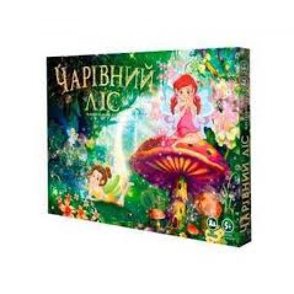 Гра настільна мала STRATEG 30215 Чарівний ліс 37х25 5х2 (у)