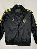 Мужская демисезонная куртка бомбер Adidas Mexico L., фото 3