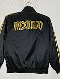 Мужская демисезонная куртка бомбер Adidas Mexico L., фото 6
