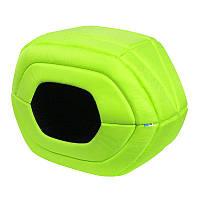 Домик AiryVest для домашних животных S салатовый 00885 (4823089322216)