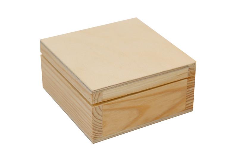 Шкатулка деревянная Rosa 17х6.5х12см (4820149878331)