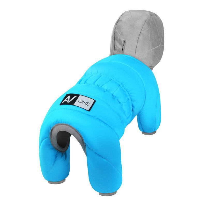 Комбінезон AiryVest ONE для собак S30 блакитна 24142 (4823089309125)