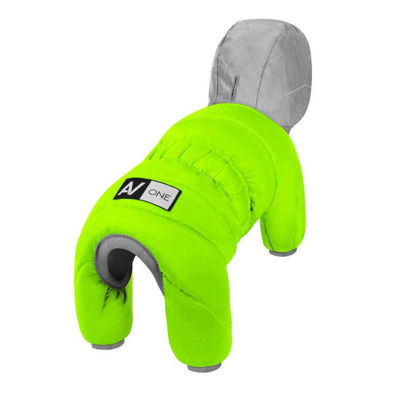 Комбинезон AiryVest ONE для собак S40 салатовая 24195 (4823089309347)