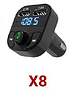 FM-Модулятор X8 Bluetooth