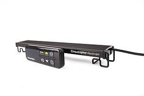 LED-светильник для пресноводных аквариумов AquaLighter Aquascape черный 60 см двухканальный 8779