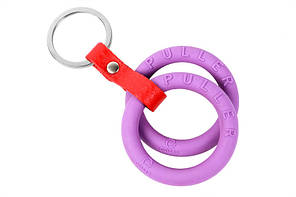 Брелок PULLER 5 см фиолетовый 1283 (4823089305707)