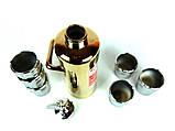 Огнетушитель золотой - подарочный набор для спиртного, фото 4