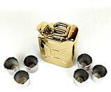 Золотая канистра - подарочный набор для спиртного, фото 5