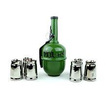 Граната РГД-0,5 - подарочный набор для спиртного