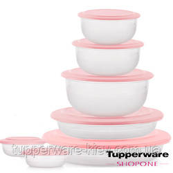 Набор чаш из «Сервировочная коллекция» (7 предметов) TUPPERWARE